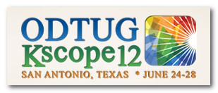 KScope12 logo